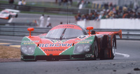 Mazda Victory at Le Mans in 1991