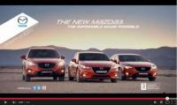 The All-New Mazda3 Video Advert