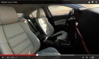 Mazda6 Launch Video