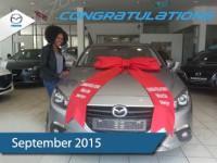 CMH Mazda Menlyn September 2015