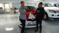 CMH Mazda Randburg Deliveries – March 2016