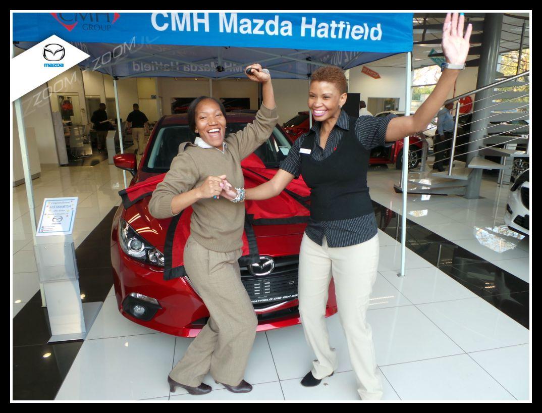 CMH Mazda Deliveries