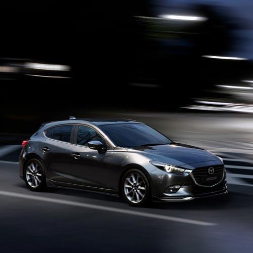 Mazda 3 Hatch Performance