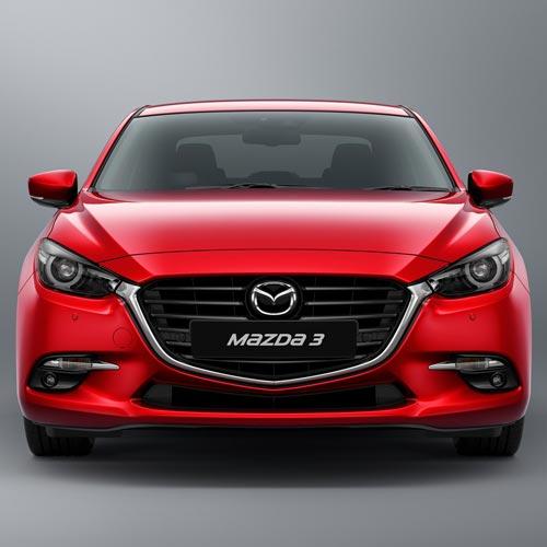 Mazda 3 Hatch Exterior