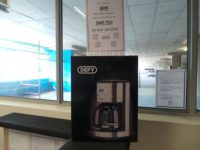 Win A DEFY Coffee Maker With CMH Mazda Durban