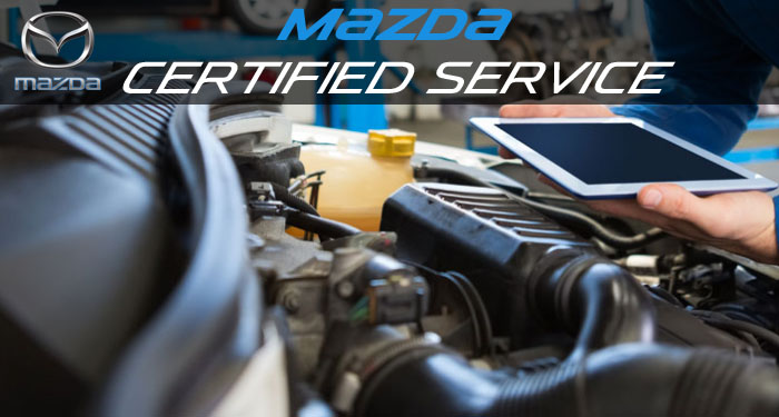 Mazda Service in South Africa