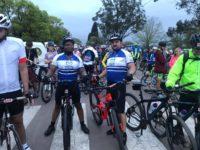 Team CMH Mazda Durban At The Amashova Bike Race