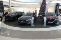 CMH Mazda Hatfield Black Friday Mall Display