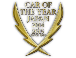 Mazda 2 hatch car of the year japan