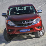 Mazda BT-50 Special Front