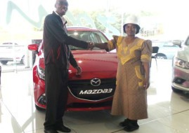 Mazda Umhlanga Deliveries