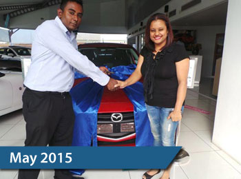 CMH Mazda Umhlanga May 2015