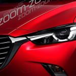 Mazda CX 3 Exterior Front