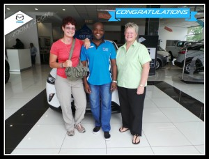 CMH Mazda Hatfield Deliveries
