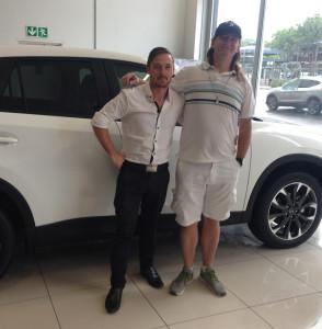 CMH Mazda Durban Deliveries