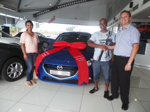 CMH Mazda Umhlanga MR. REEVEN NAIDOO MAZDA 2 INDIVIDUAL (1)