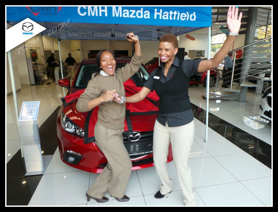 CMH Mazda Deliveries