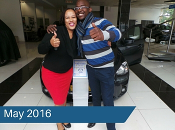 CMH Mazda Hatfield Deliveries – May 2016
