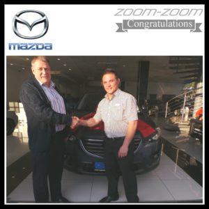 CMH Mazda Hatfield Deliveries