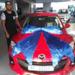 CMH Mazda Umhlanga Deliveries