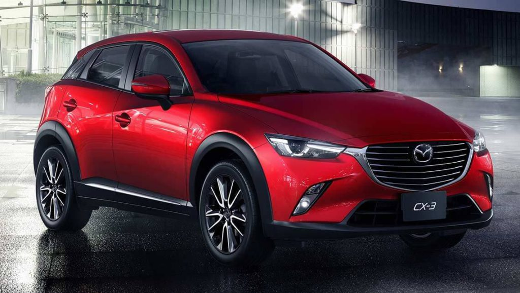 The Mazda CX-3 | One Hot Crossover SUV | CMH Mazda Menlyn