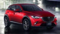 The Mazda CX-3 – One Hot Crossover SUV