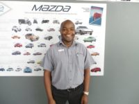 Introducing Mr Oscar Mashavha – CMH Mazda Hatfield New Sales Manager