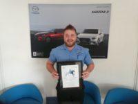 Brad-lee Ferreira – Mazda Brand Ambassador