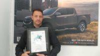 CMH Mazda Randburg Congratulates their STARS!
