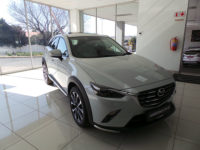 Introduction of the 2018 New and Advanced Mazda CX-3