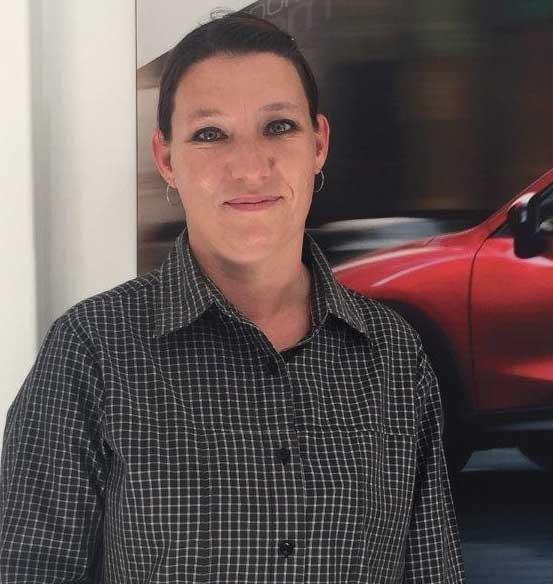 CMH Mazda Randburg- Elize-Workshop-manager-