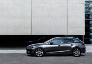 CMH Mazda- All New Mazda 3