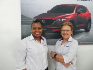 Ms. Patricia Gwebu - CMH Mazda