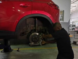 CMH Mazda Menlyn- Checking-and-adjusting-brakes