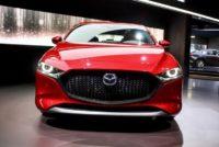 CMH Mazda Randburg- Red Mazda 3 Front View