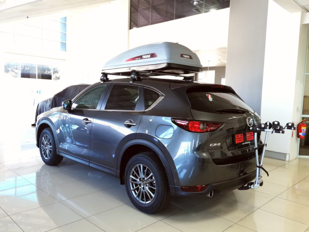 CMH Mazda Umhlanga- Grey CX-5 with extra's