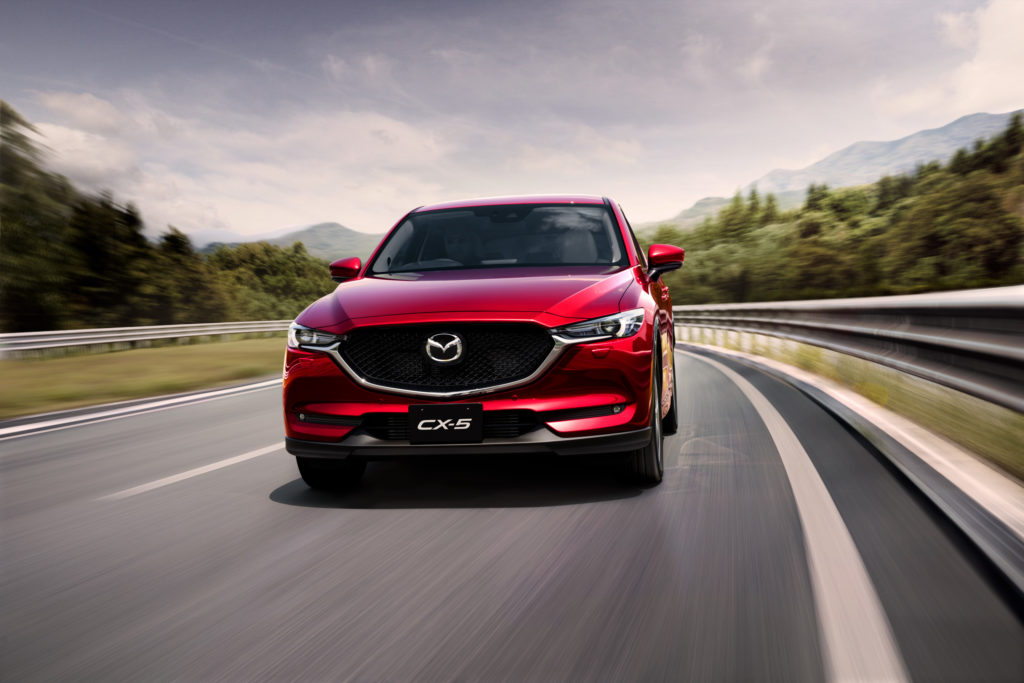 CMH Mazda Umhlanga- Red CX-5