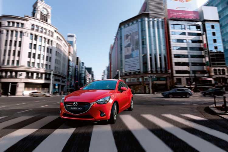 The Mazda2: Great on looks, best in efficiency!