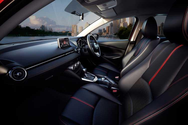 The Mazda2 Great on looks best in efficiency!