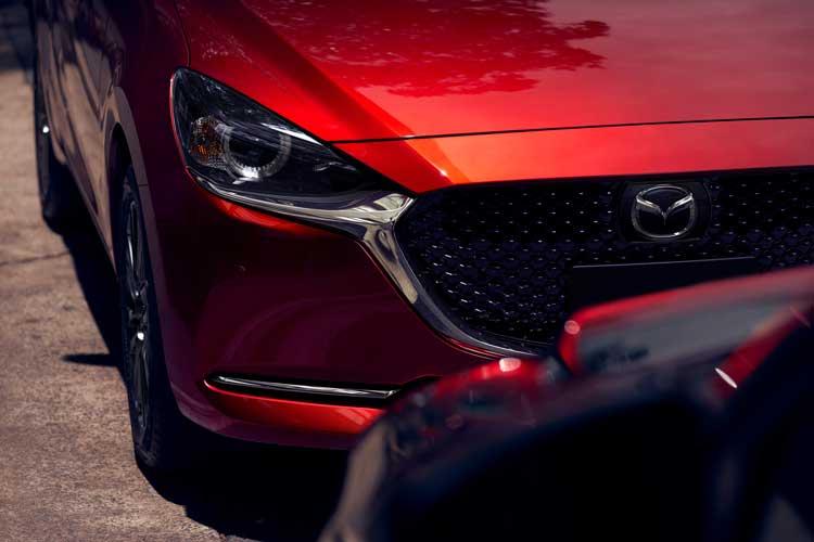 CMH Mazda Umhlanga - Front-Grille