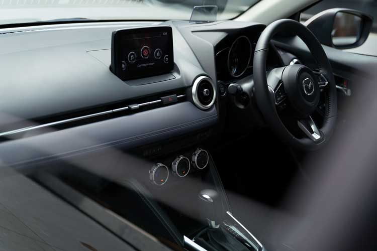 CMH Mazda Umhlanga - Mazda 2 interior