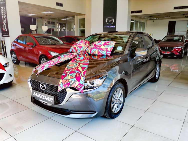 CMH Mazda Umhlanga - Mazda2 Delivery
