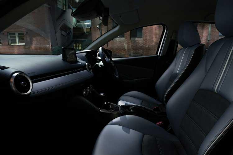 CMH Mazda Umhlanga - Seat-Trim