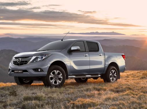 cmh mazda randburg - Mazda BT50 - Trade-in