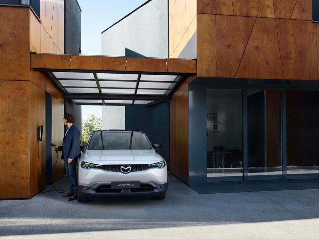 CMH Mazda Durban- Mazda MX-30 - Electric Vehicle