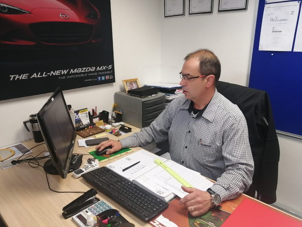 Meet Phillip Robbertze our Used Car Manager