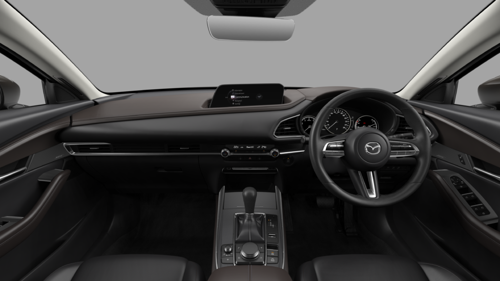 The Mazda CX30 Dynamic