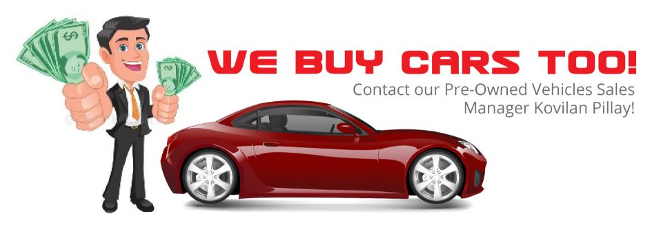 We Buy Cars too