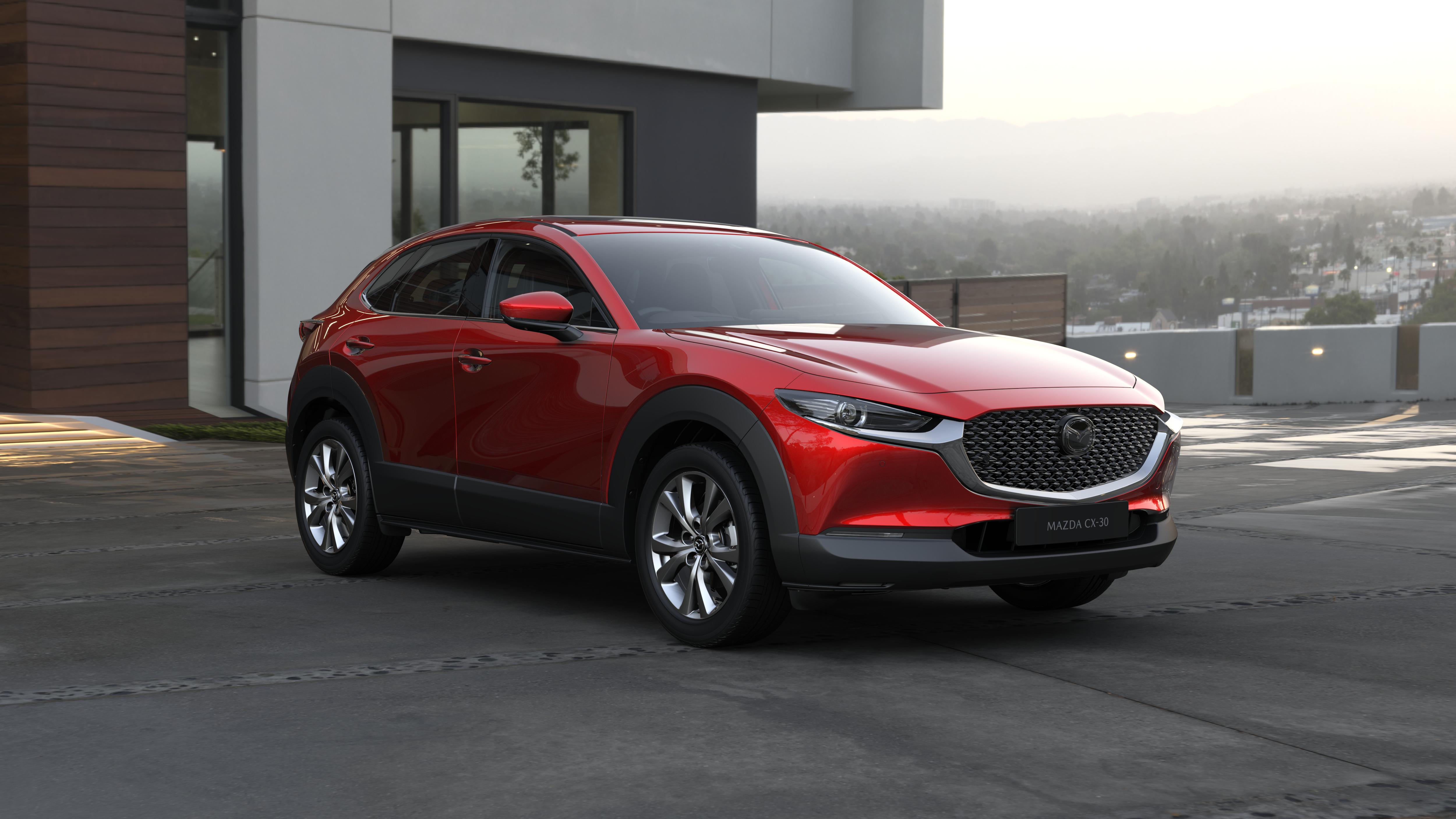 Name your Mazda Vehicle
