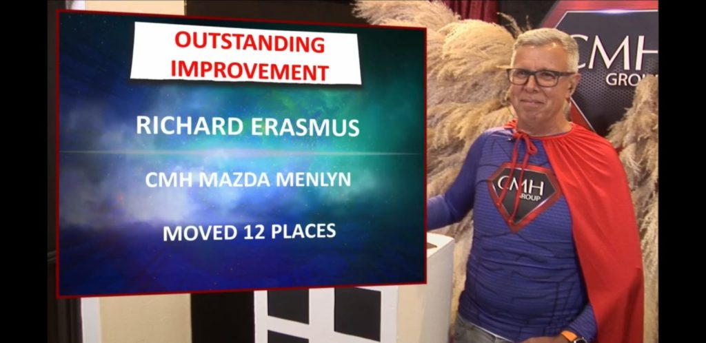 Congratulations to Erasmus